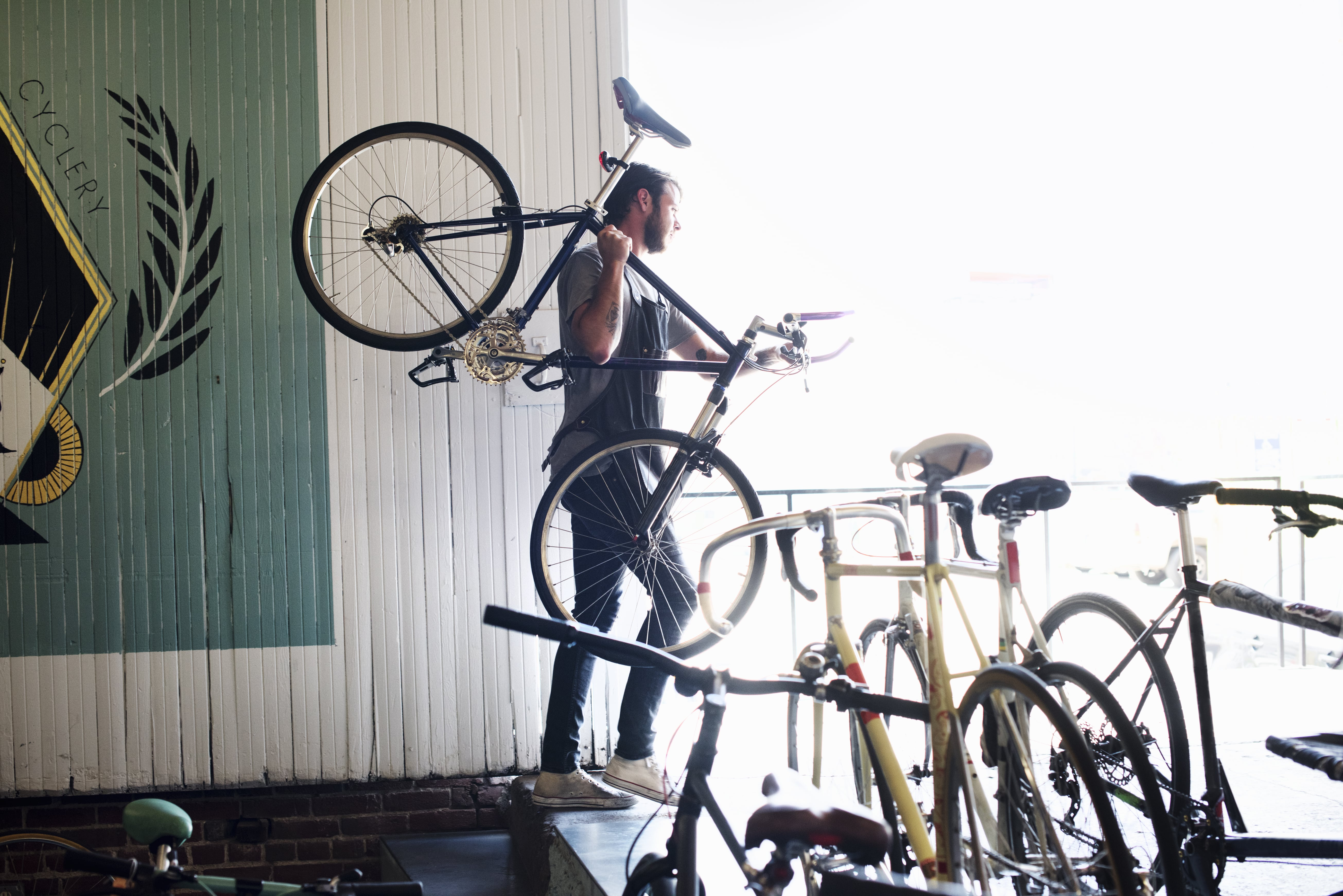 Bicycle  Shop Staff Scheduling Software