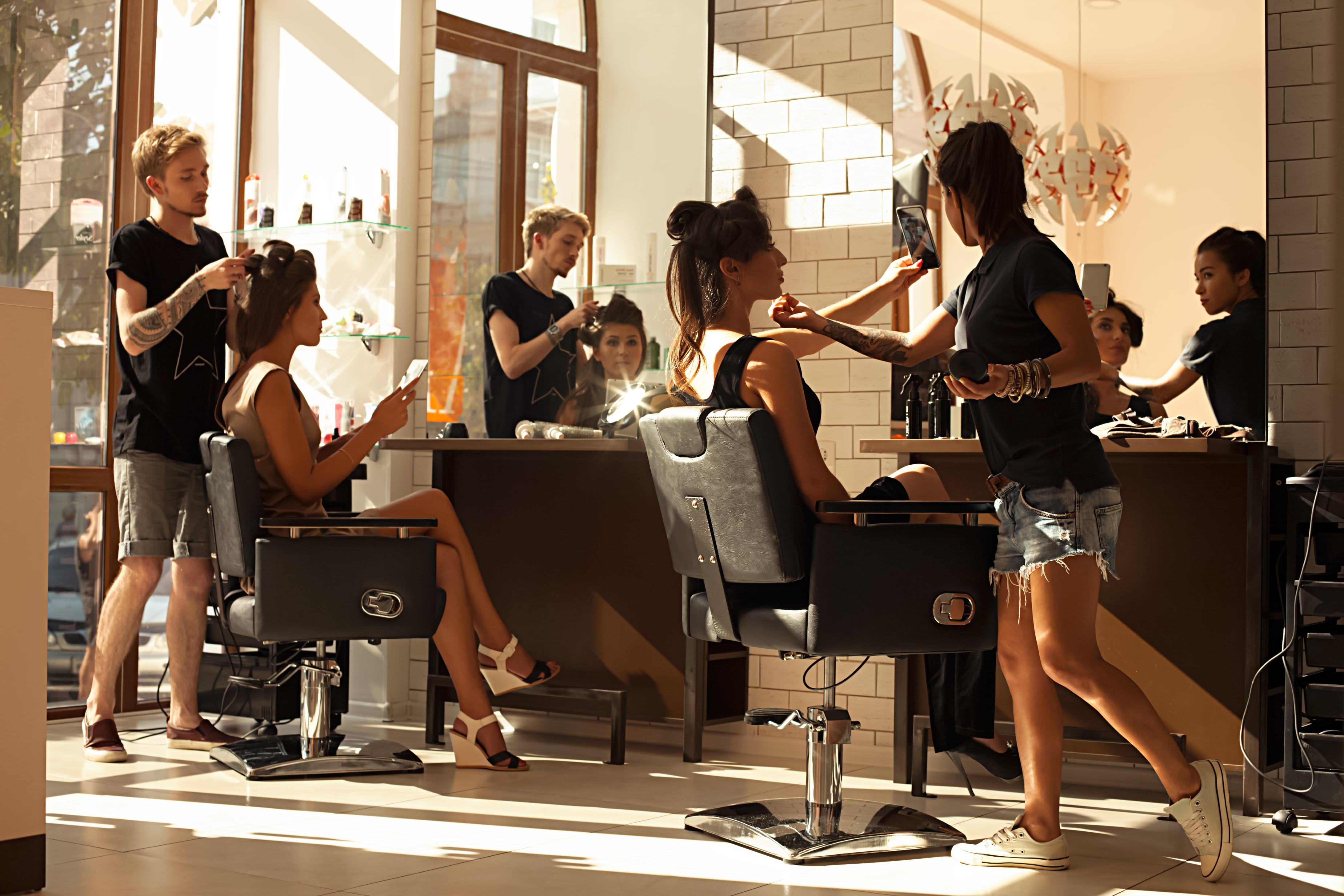 Hair Salon Staff Rostering 2