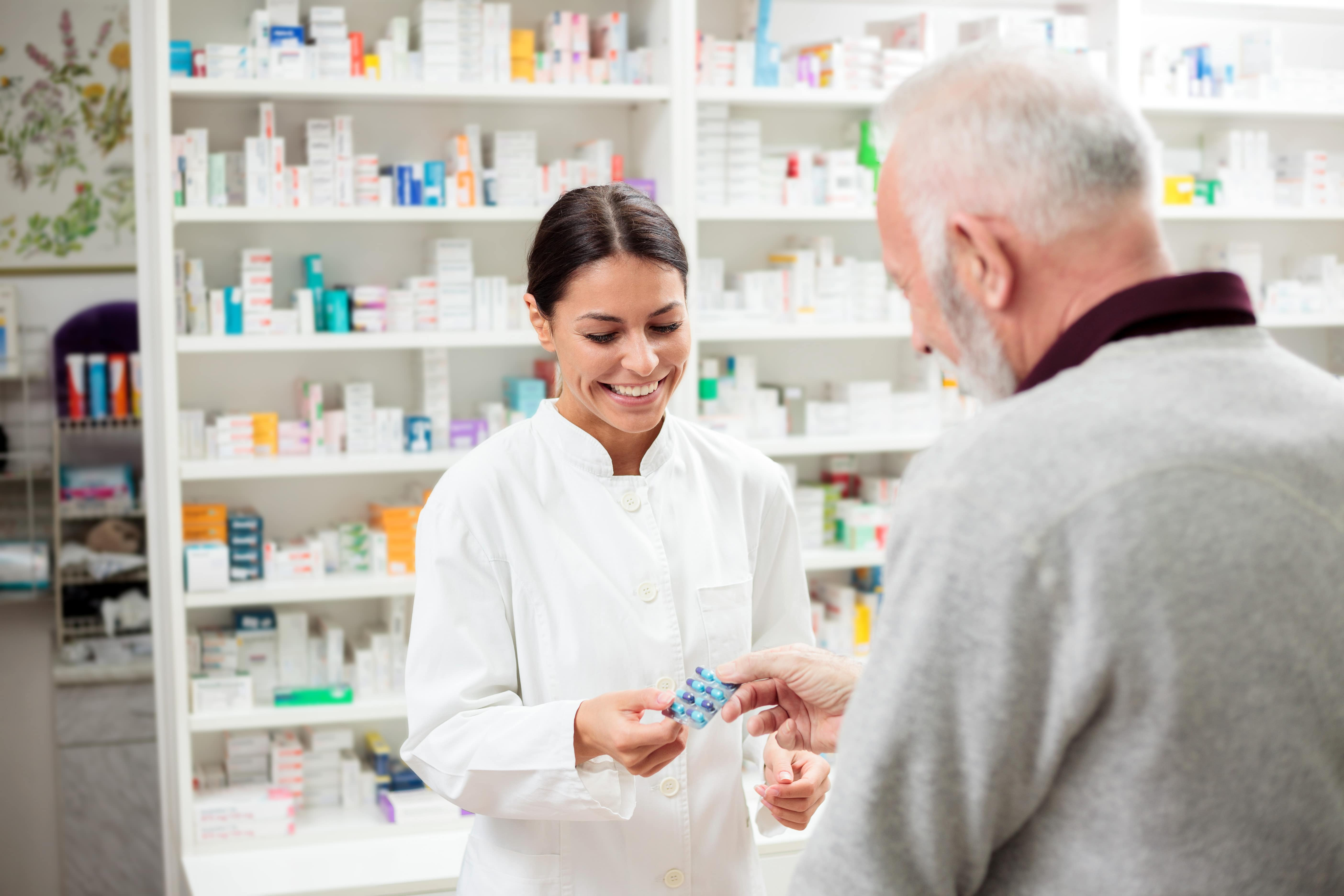 Pharmacy rostering software 2